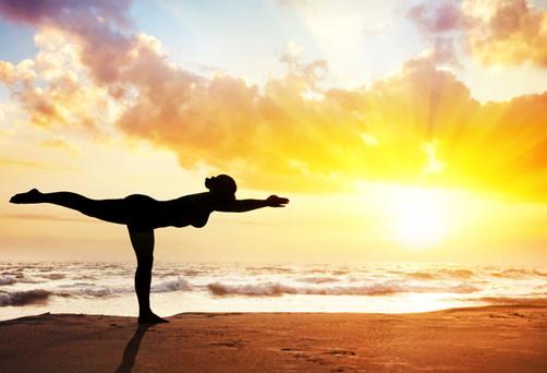 YANG to YIN Yogakurs im Herbst